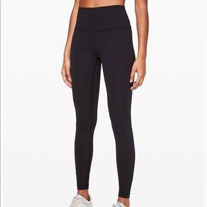 lululemon leggings size 0